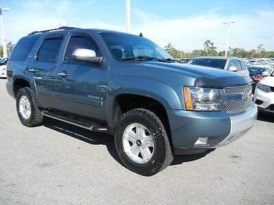 2008 Chevrolet Tahoe Z71 LTZ 2008 Chevrolet Tahoe Z71 LTZ 4x4 Navi - Sunroof - Leather - Remote Start