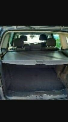 ZAFIRA LOAD COVER BOOT RETRACTABLE PARCEL SHELF 1998 To 2006 GENUINE VAUXHALL