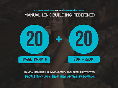20 PR9  +  20 EDU - GOV Backlinks From Authority Domains ! Perfect SEO !