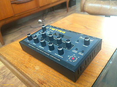 Dave Smith DSI Tetra 4 voice analogue synthesizer.