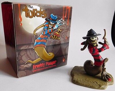 THE TURDS : FREDDY POOGER (Krueger) Limited Edition Figurine, 2004