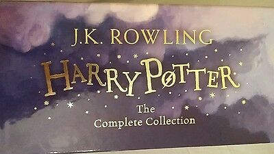 Harry Potter Box Set: The Complete Collection - Book by J.K. Rowling (Paperback)