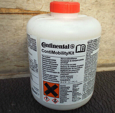 CONTINENTAL TYRE SEALANT CONTIMOBILITY KIT 450ml TYRE REPAIR KIT