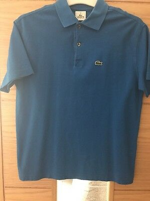 Lacoste Polo Shirt Aged 12/13