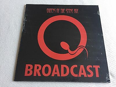 Queens Of The Stone Age - Broadcast: Live Roskilde Festival 2001 - Rare Vinyl Lp