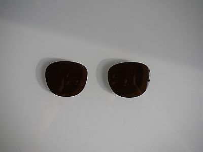 Oliver Peoples mod.Sheldrake Polarised Brown Replacement Lenses