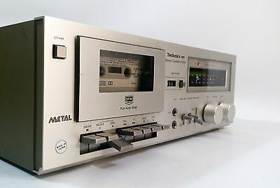 Technics M8 Cassette Player - Dolby B & MX (Sendust) Head - FREE UK DELIVERY