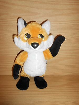 Gemmy What Would the Fox Say Dancing Singing Plush Y