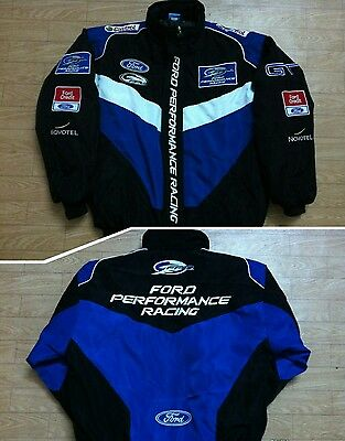 FORD Embroidery Cotton Formula1Jacket suit nascar Moto Car team racing all sizes