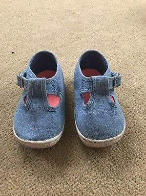 Baby First Crawler Shoes Size 3 NEXT