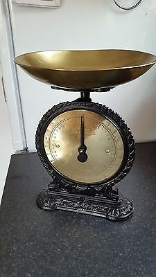 Salter Family Kitchen Scales No 45 Vintage (Antique Repro)
