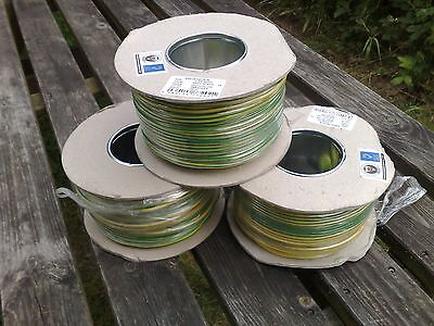 Earth cable 4mm (100m drum)