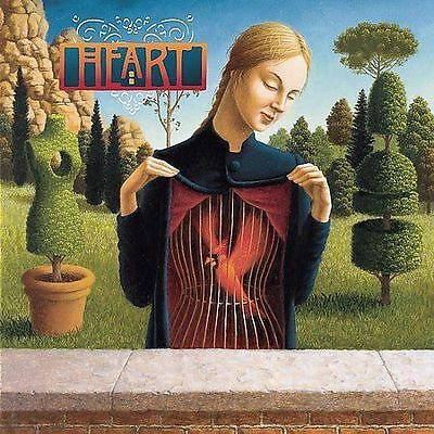 Heart - Greatest Hits Cd By Heart New Sealed