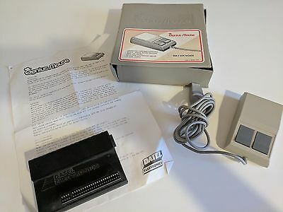 Genius Mouse (GM-7) & Adaptor for ZX Spectrum