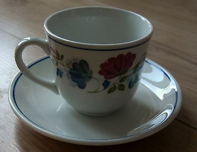 BHS Priory cup and saucer set