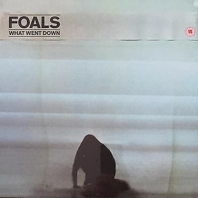 Foals What Went Down Box Set New Sealed