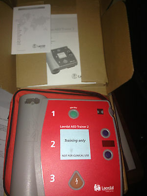 Brand New In Original Box Laerdal AED Trainer 2