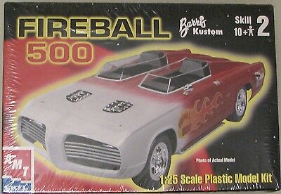 AMT/ERTL:  FIREBALL 500 1:25 Scale Plastic Model Kit:  Skill Level 2