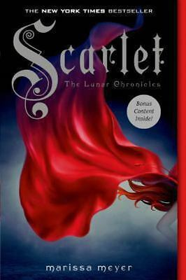 USED The Lunar Chronicles: Scarlet Bk. 2 by Marissa Meyer Paperback