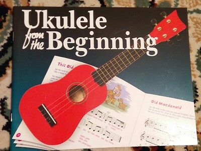 Ukulele from the Beginning by Music Sales Ltd