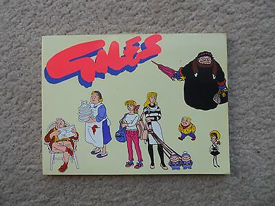 Giles Paperback Book