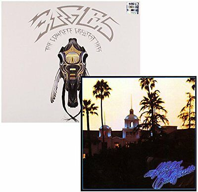 The Complete Greatest Hits - Hotel California - The Eagles 2 CD Album Bundling