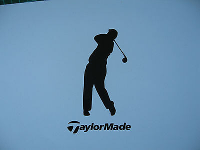 Taylormade Golf Sticker/Decal