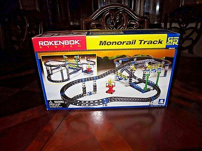 2000 Rokenbok System Monorail Track #06310.  New in Original box.  Never Opened.