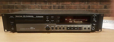 Tascam CD-RW900SL CD Player with remote