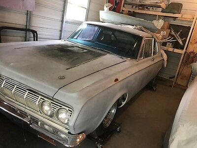 1964 Plymouth Other  1964 Plymouth Belevedere 2 door post