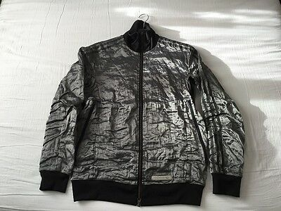 Adidas TT Superstar project 2008 Track Top real metal Sz. M New w/out tags RARE