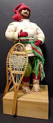 Canadian Quebec FN Doll by L.Desjardins & A.Pelletier 1970's Museum Quality-