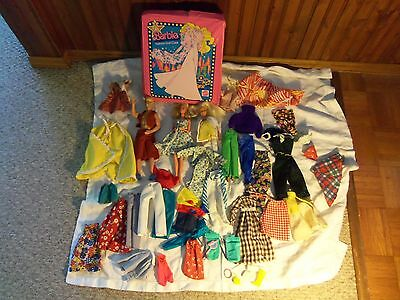 "1960""s 70""s Barbie Dolls and Clothing"