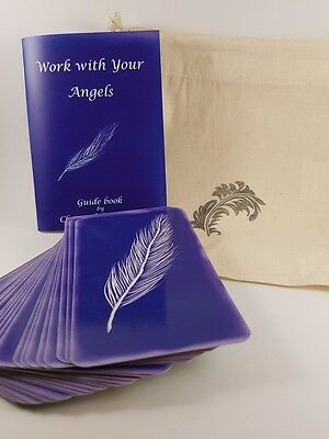 Work with Your Angels oracle cards