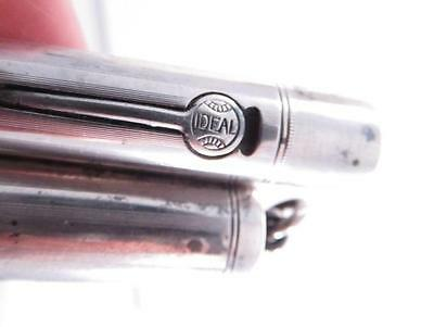 Sterling Silver Vintage Watermans Ideal Fountain Pendant Pen 45.2 1/2 V