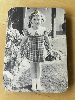Shirley Temple Original Cinderella Coach Frock clothing Tag