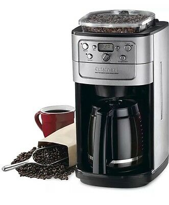 Automatic Coffeemaker Cuisinart 12-cup Grind and Brew Programmable Auto Shut Off