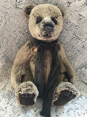 HARROLD * Charlie Bears 2013 Part 1 Plush Collection New w/tags FREE US SHIPPING