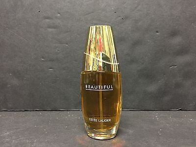 "Vintage Estee Lauder Beautiful Perfume   4 1/4"" Tall Including Cap"
