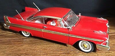 Die-cast 1958 Plymouth Fury 1:18 Scale