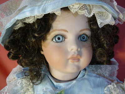 "27"" French Bru 13 Bisque Reproduction Doll"