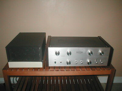MACTONE X-15 tube preamplifier - High End !