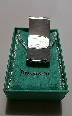 Tiffany & Co 925 Authentic Sterling Silver Money Clip Paloma Picasso