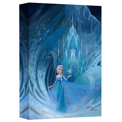"Disney Fine Art Frozen ""Well Now They Know"" by Lisa Keene"