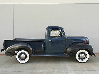 1940 Dodge Other Pickups  1940 DODGE Job-Rated Pickup