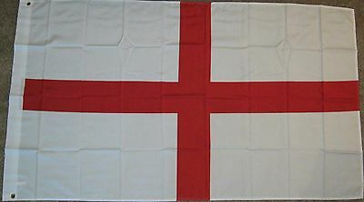 New 3' by 5' England Flag. Free Shipping in Canada!