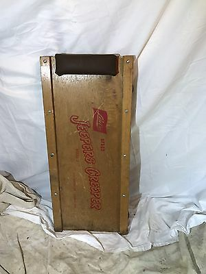 Vintage Lisle Jeepers Creeper Model J  Mechanic Art Deco Snap