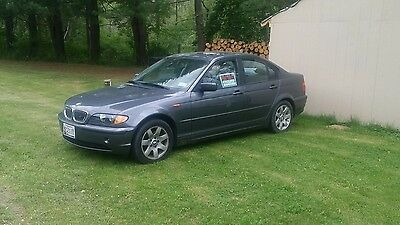 2002 BMW 3-Series  2002 BMW 325i Manual Transmission 106k