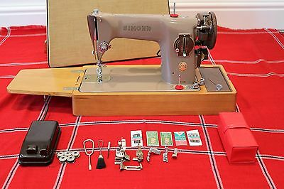 Singer 201k Sewing Machine in Outstanding Original Condition