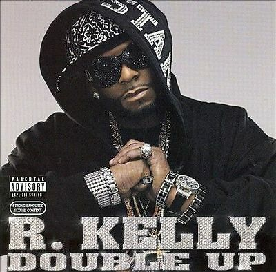 Double Up Cd R. Kelly Brand New Sealed